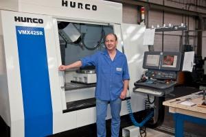CNC Bearbeitungszentrum Hurco: VMX42SR (2011)