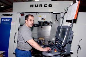 CNC Bearbeitungszentrum Hurco: VMX42t (2008)