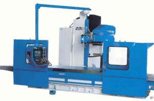CNC Bett - Fräsmaschine MTE: BF2700 (2002)
