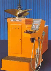 Nuten – Ziehmaschine WMW Polymat SIS 400