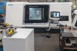 DMG Mori: CTX Beta 1250 TC