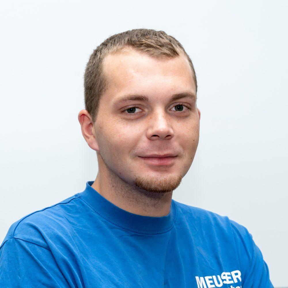 Pascal Meyer: CNC Dreher